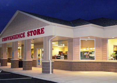 Olivia Cenex convenience store exterior