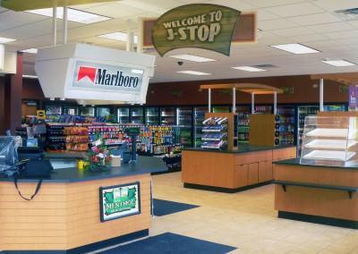 Kewaskum convenience store checkout