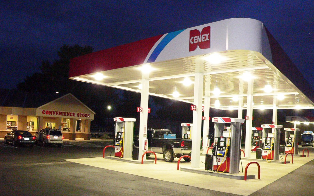 Olivia Cenex gas station-convenience-carwash