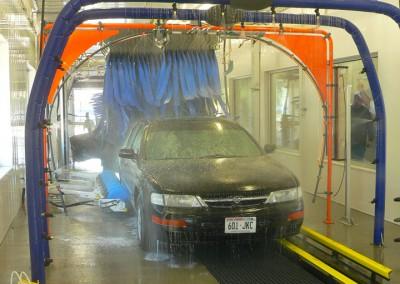 Express Auto Center car wash bay2